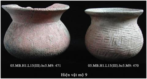 Pots from Vietnam