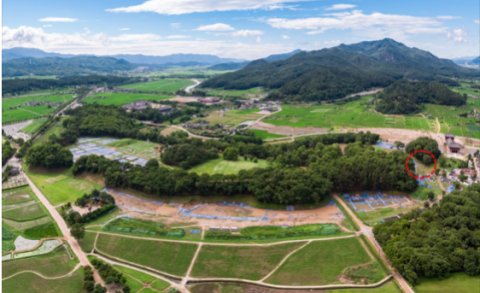 Wolseong, Korea's Historic Site No. 16 and a Unesco World Heritage Site