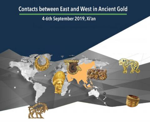 Contacts between East and West in Ancient Gold cover image